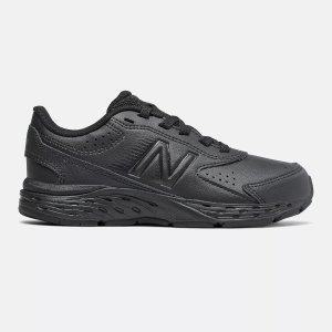 New Balance680v6 Uniform 纯黑运动鞋