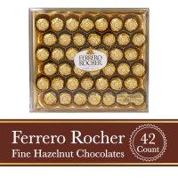 Ferrero Rocher 经典榛仁巧克力球 42颗装
