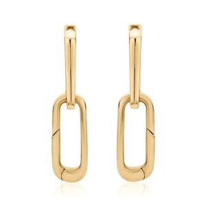 Alta Capture Charm Earrings | Monica Vinader