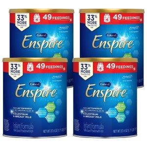 最高立省$65Walmart 美赞臣 Enfamil 和 Enfagrow 奶粉十一月大促