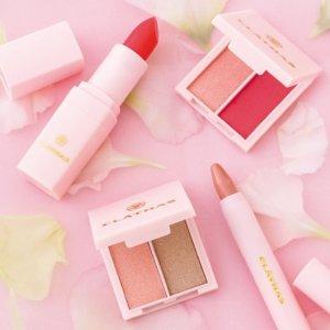 $19.7 / RMB129 直邮美国CLATHAS COSMETICS BOOK 粉色系彩妆4件套 热卖