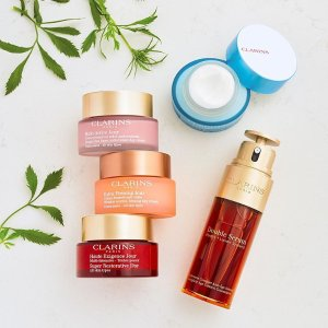 Up to 25% OffClarins Top Sale Products