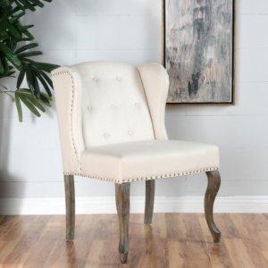低至$59The Home Depot 精选簇绒脚凳及织物椅子促销