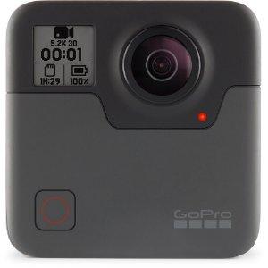 $449 (原价$699)GoPro Fusion 360度全景相机