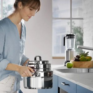 低至6.3折 过滤水壶仅€36WMF 符腾堡小家电热促 收保温水壶、锅具套装、烘焙模具