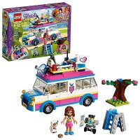 Lego Friends 系列 Olivia的科学任务车 41333