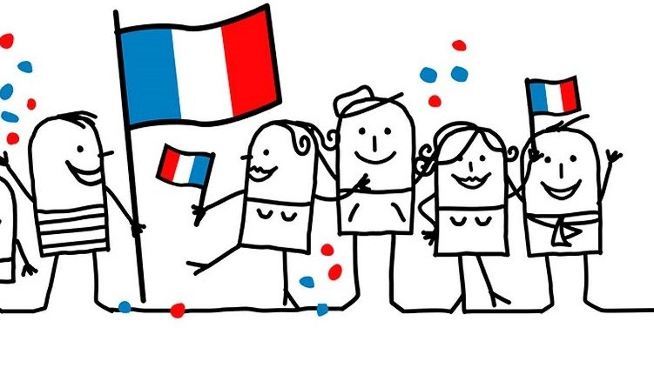 基础法语大全   刚来法国不用慌张,掌握这些基本用语轻松和法国人交流!