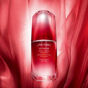 Shiseido 精选护肤品7折热卖 入红腰子精华