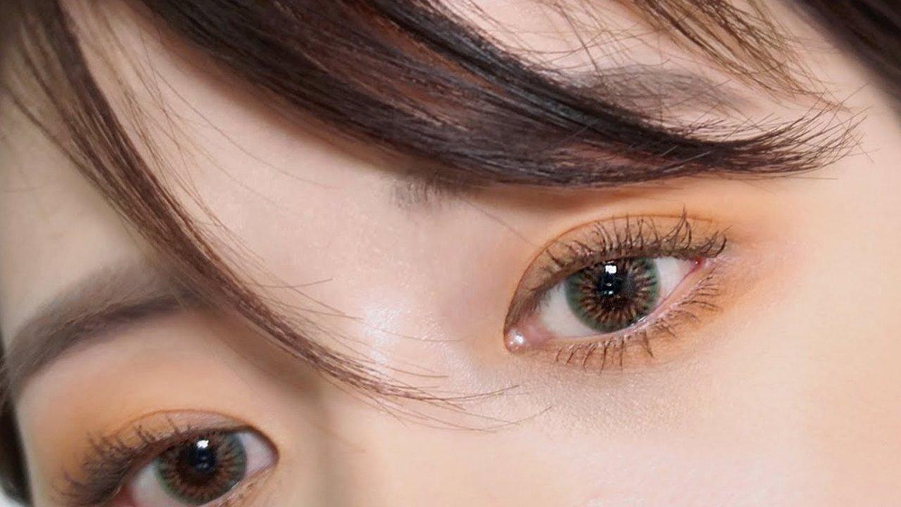 保姆级别的眼妆教程:如何画一个干净的日杂眼妆