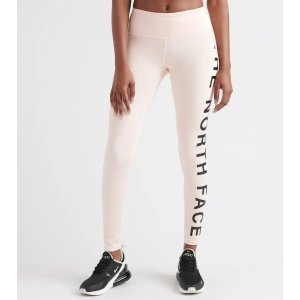 43f690566be9f The North Face 24.7 Graphic Tights (Pink) - NF0A3LL3-9FZ   Jimmy Jazz