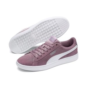 PumaVikky v2 女鞋 豆沙色