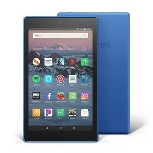 AmazonBlueKindle Fire HD 8 16GB Tablet