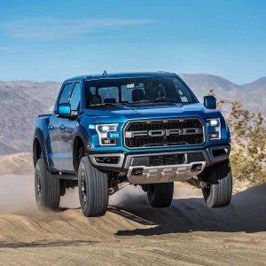越野也能定速巡航 新悬挂如履平地2019 Ford F150 Raptor 猛禽皮卡再进化