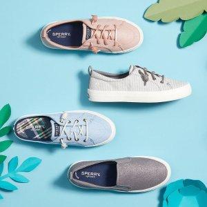 一律$29.99+免邮闪购:Sperry 精选帆布鞋热卖 舒适好穿 夏日必备单品