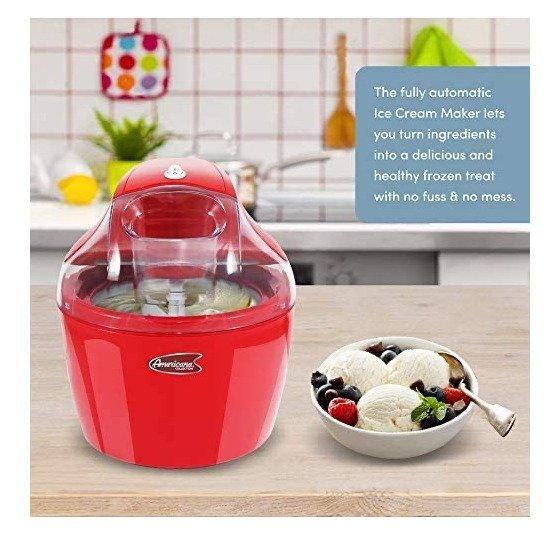 Elite Gourmet 自动酸奶、冰淇淋机 1.5夸脱 清爽一夏