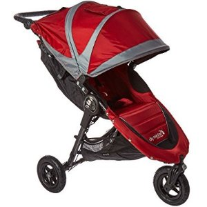 Baby Jogger 2016 City Mini GT 单手秒收避震全地形婴儿推车