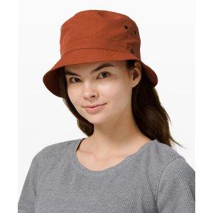 LululemonOn My Level Bucket Hat | Women's Hats | lululemon