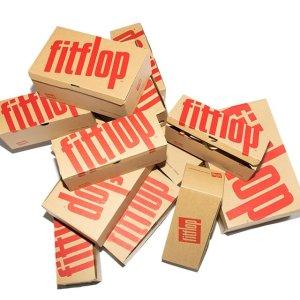 4折+低至额外8折FitFlop 网一精选美鞋美靴特卖