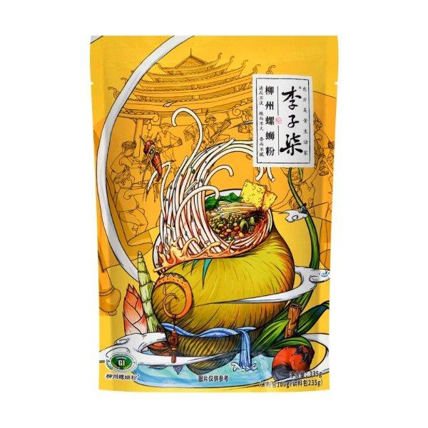李子柒 正宗柳州螺蛳粉 335g