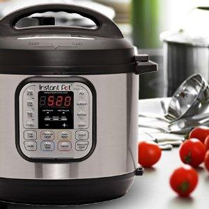 instant potDuo 7-in-1 Programmable Pressure Cooker
