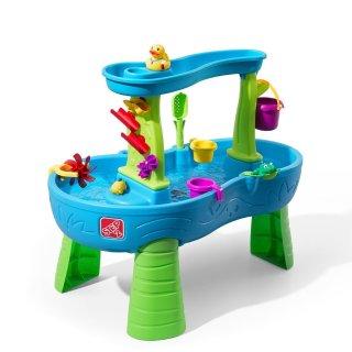 $49.99补货:Step2 儿童双层玩水桌,带13个配件
