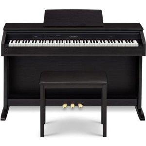 立减$200Casio 卡西欧 AP250BK 飘韵系列88键数码钢琴