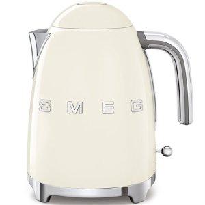 Smeg爆款奶白!还有货!电热水壶 1.7L