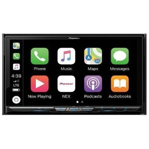 Pioneer AVIC-W8400NEX Navigation/DVD/CD Receiver with 7
