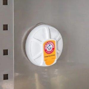 $2.84(原价$2.99) 9.5折ARM & HAMMER 冰箱除味剂 小苏打30天长效除味