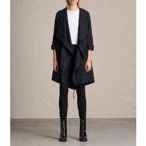 ALLSANTS不对称设计感外套