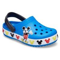 儿童米奇洞洞鞋