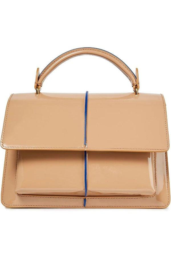 Patent-leather 风琴包
