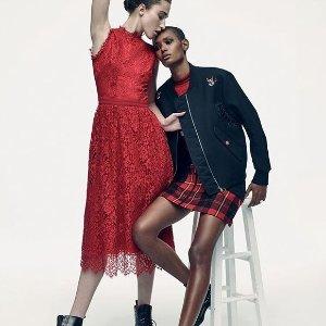 低至2.5折 + 额外8.5折Prada、Chloe、Alexander Wang等大牌美衣美鞋热卖