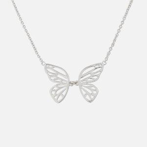 Olivia Burton蝴蝶项链