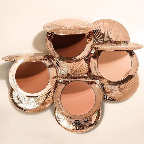 $55New Release: Charlotte Tilbury Airbrush Bronzer
