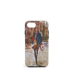 Downtown Girl Graphic Case for IPhone 6/7