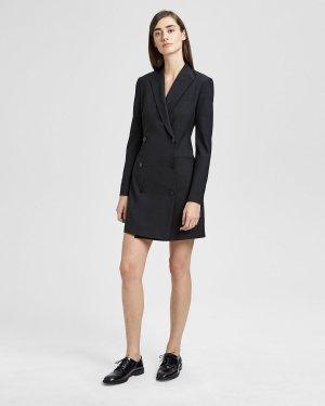 Good Wool Blazer Dress | Theory