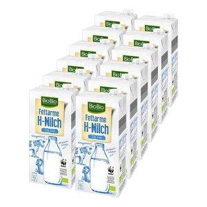 有机牛奶 12盒