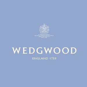 最低5折季中大促低至5折 收 Wedgwood 皇室御用骨瓷餐具