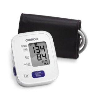 $25.12 Omron 3 Series Upper Arm Blood Pressure Monitor with Cuff