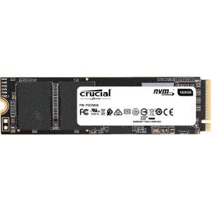 Crucial P1 1TB 3D NAND NVMe PCIe M.2 固态硬盘