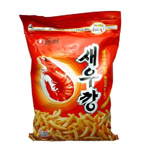 凑单佳品$4.88(原价$6.29)韩国 Nongshim 农心虾条, 400克大包装