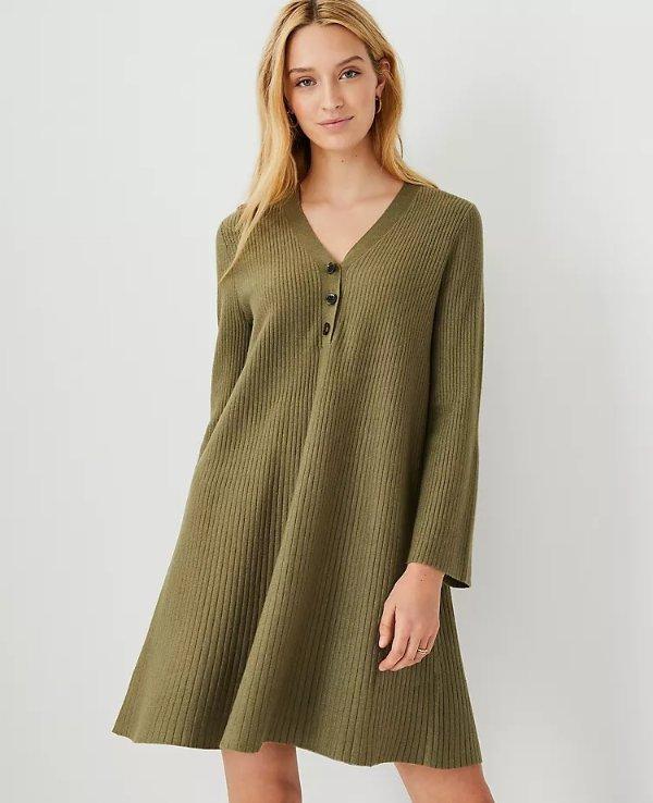 毛衣连衣裙