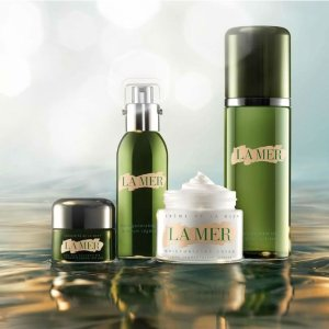 Free Deluxe Sample Duowith Any Online Purchase @ La Mer