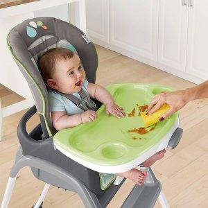 $77.87 (原价$128.99)史低价:Ingenuity  Elite 3合1 儿童高脚餐椅  1件顶3件