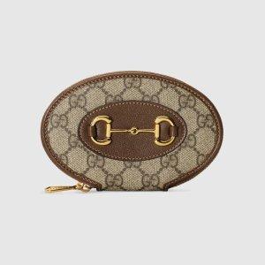 Gucci1955 Horsebit 零钱包