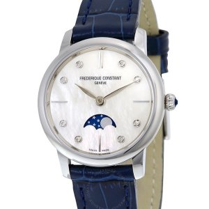 Extra $20 OffDealmoon Exclusive: FREDERIQUE CONSTANT Moonphase Diamond Ladies Watch