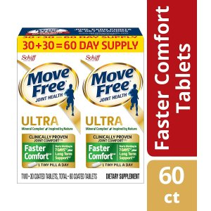 Amazon Move Free Ultra Faster Comfort - 60Tablets