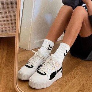 低至6折 Selena同款$85Puma官网 博主力推Cali显瘦板鞋超值入