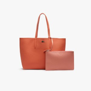 LacosteWomen's Anna Reversible Tote Bag